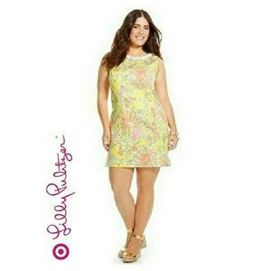 NWOT Lilly Pulitzer Shift Dress REJECT/DEFECT